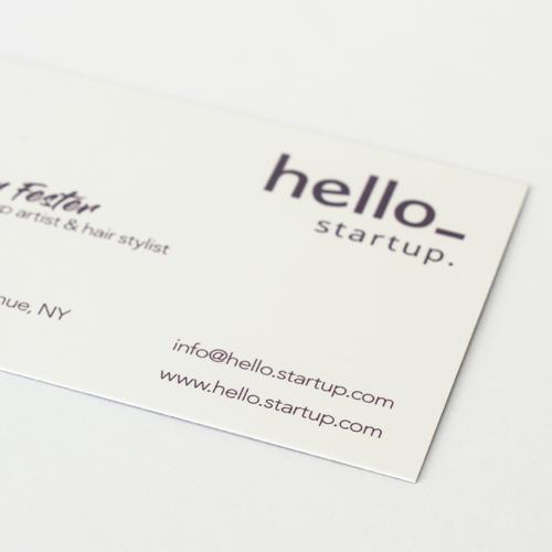 Cheap PMS Business Card Printing at Helloprint