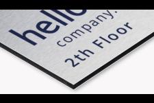 Werbeschilder Bedrucken Helloprint