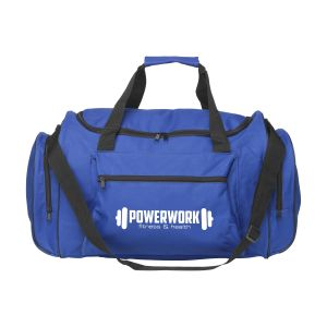Cleveland sports/luggage bag front