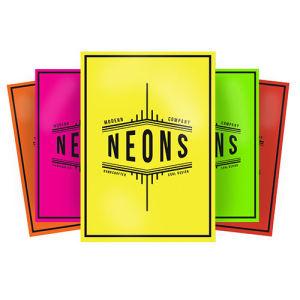 Order striking neon posters at Helloprint