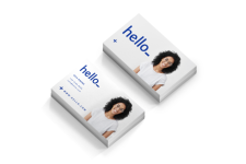 personalised stationery office goods helloprint