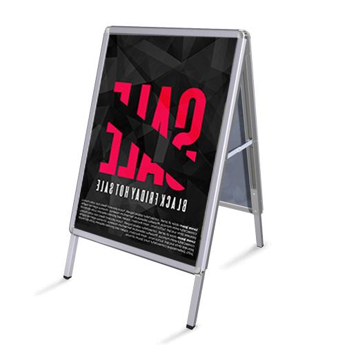 Cheap Custom A Board Sign Printing UK