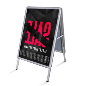 Cheap Custom A Board Sign Printing UK