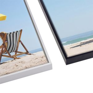Quality canvas frames in two different colours