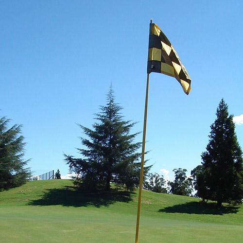 golfvlaggen met golftube bestellen voor de laagste prijs. Black Bedroom Furniture Sets. Home Design Ideas