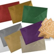 Metallic Envelopes (unprinted)
