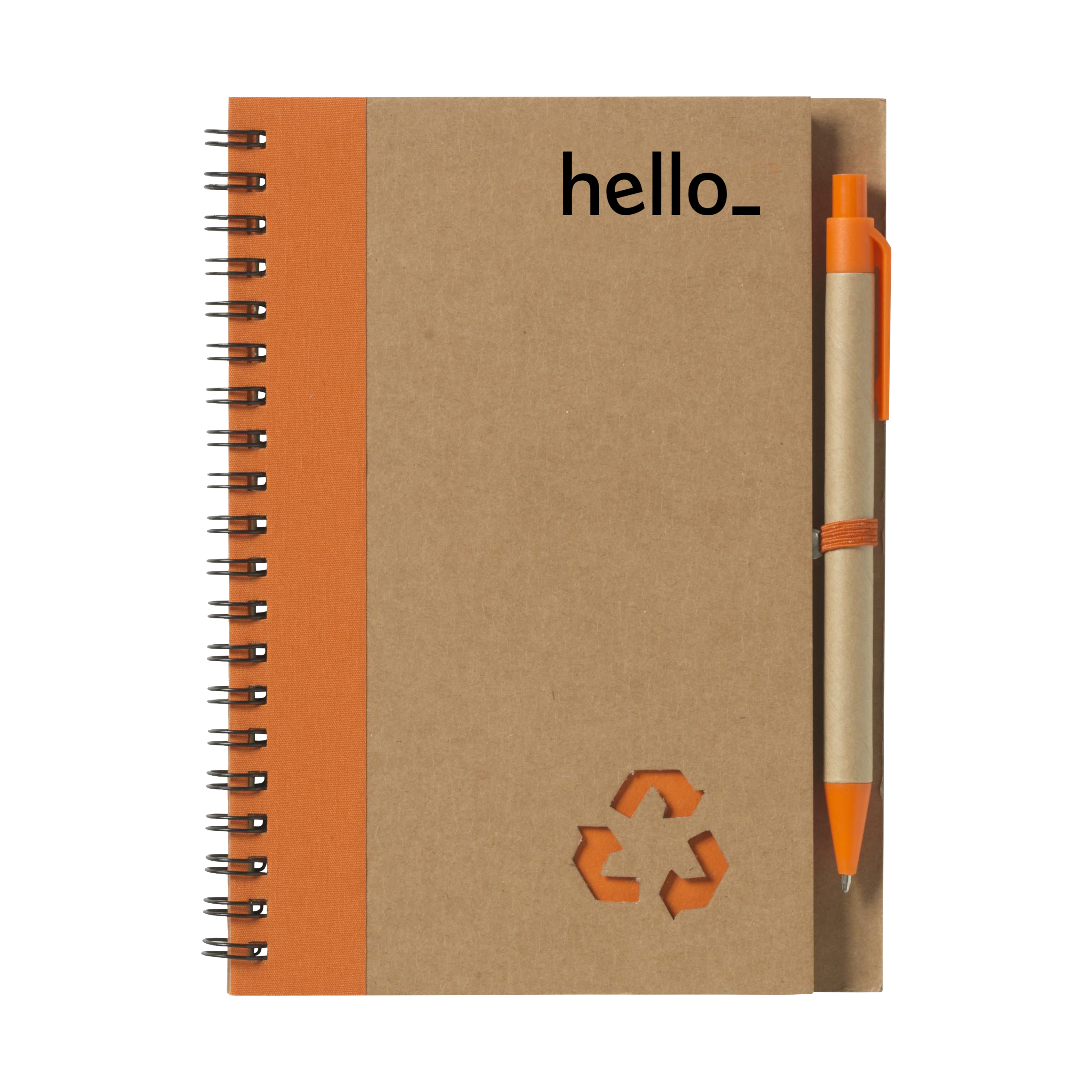 Recycle Note-L notebooks