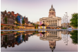 An image of Nottingham, a city in the UK where people can order high quality print online at Helloprint