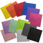 Coloured Envelopes (unprinted)