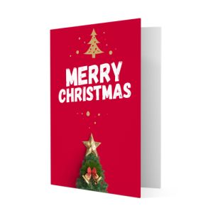 Christmas cards (design) printing