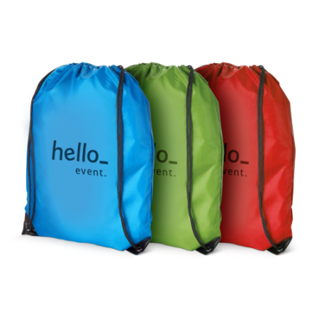 Get your uniquely designed drawstring bags printed at Helloprint. Perfect for carrying your items around.