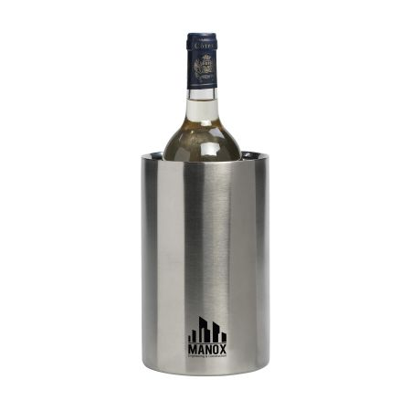Cheap wine bucket cooler, ideal for events or parties. At Helloprint you can personalise it with your own logo or design.