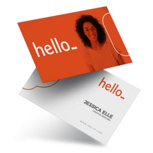 Business Cards personalisation