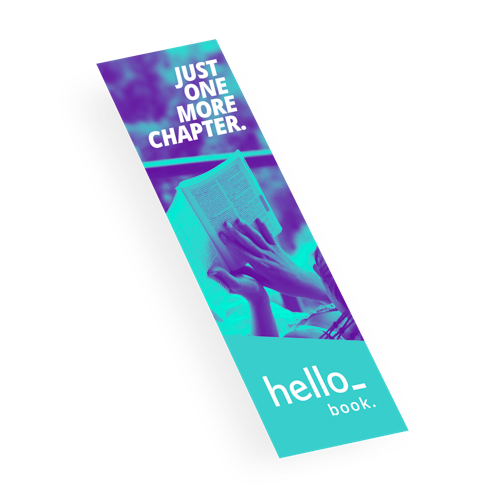 Bookmarks Printed With Your Custom Design | Helloprint