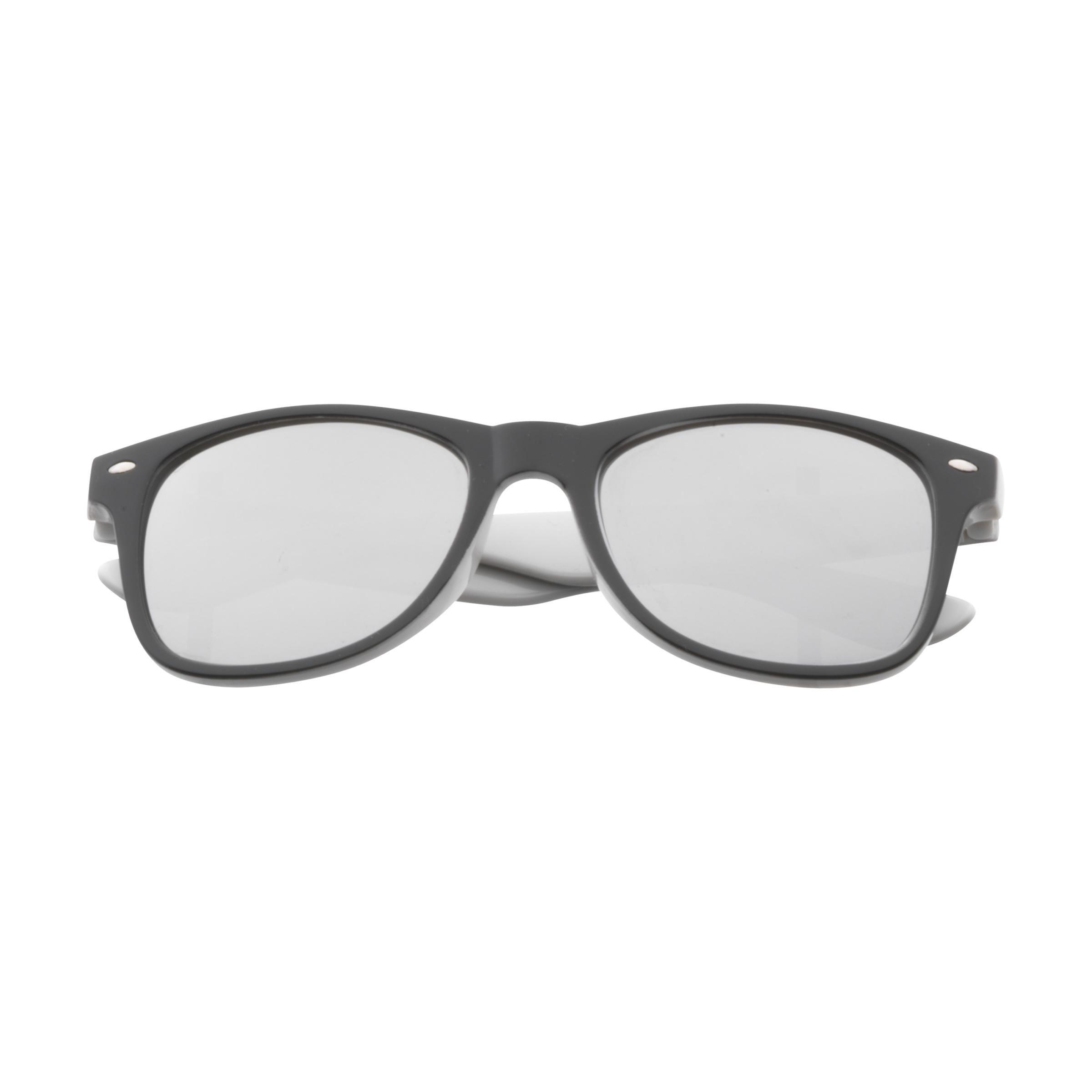 Occhiali da sole con lenti e montatura colorate helloprint - Occhiali con lenti a specchio colorate ...