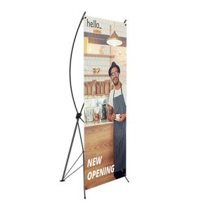 X-Banner print only personalisation