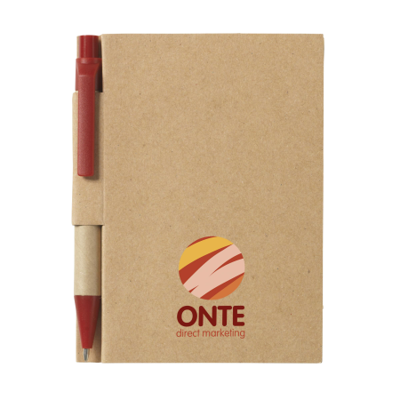 Print custom small-sized recycled notebooks by imprinting your logo, design or message. Available in a variety styles and colors at Helloprint