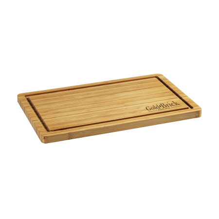 Bamboo chopping board for restaurants or households. At Helloprint you can personalise it with your own logo or design.