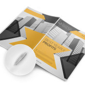 Brochures (8 pages et +)