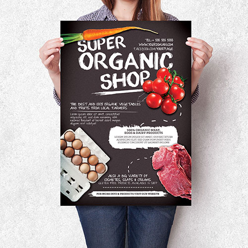 Order Standard Posters With Your Design | Helloprint