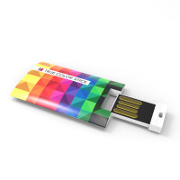 Pamięć USB True color