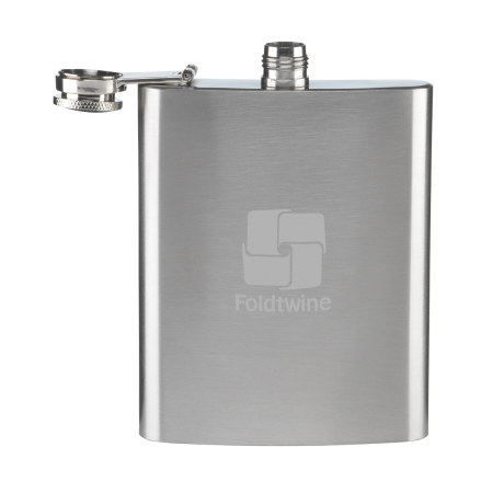 A flask available with personalised printing solutions for a low price at Helloprint