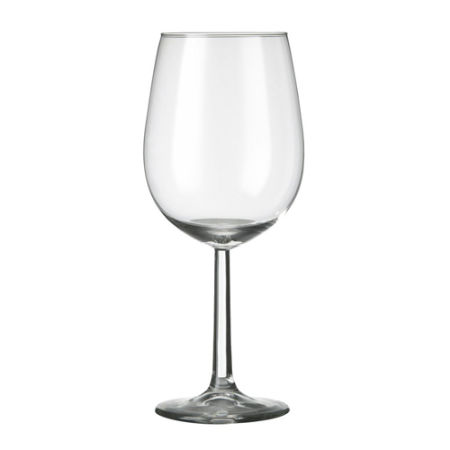 A Cabernet wine glass available at Helloprint with personalised printing options for a cheap price