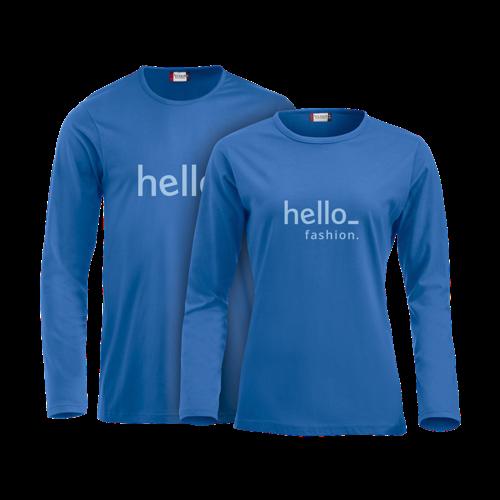 Visualizza offerta: Magliette manica lunga aderente Premium
