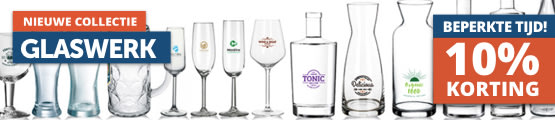 dutch - small banner glassware