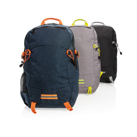 Custom sport backpacks available in various colours at Helloprint.