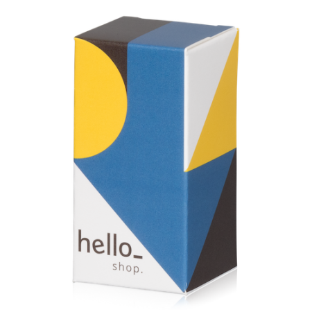 A printed box available with customised printing options for a cheap price at Helloprint