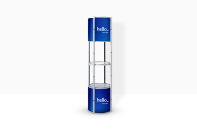 Flexibele product display