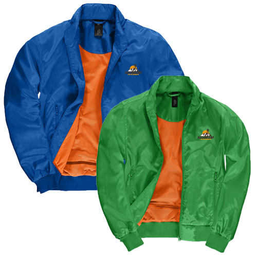 Windbreaker jackets