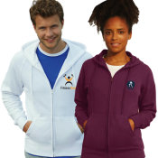 Budget zip up hoodies
