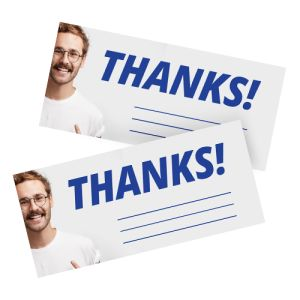 Compliment Cards personalisation