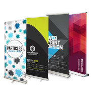 Banners roll-up