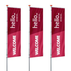 Order your sail flags at Helloprint