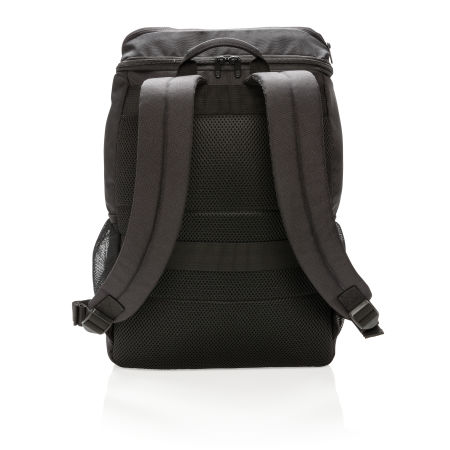 Personalised Premium Business Backpack with Back Padding, available at Helloprint.