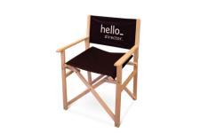 Sedia Da Regista Personalizzata.Sdraio Personalizzate Da Spiaggia Helloprint
