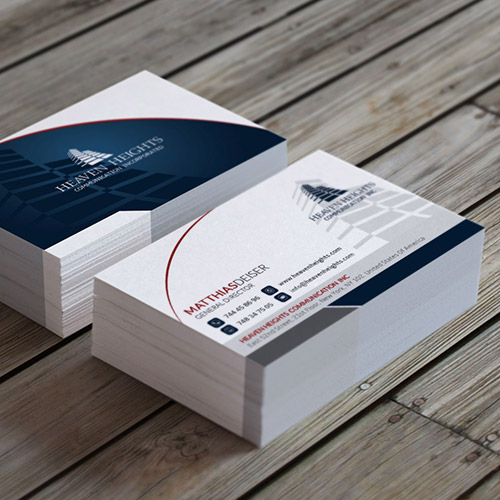 Business card printing & Cheap business cards