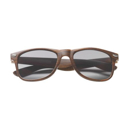 Wood Looking Sunglasses