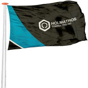 Custom size flags