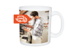 Cheap bornel mug with Helloprint. Learn more about our products and easily order print online.