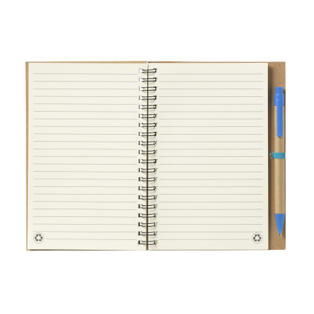 Cheap and useful recycle note-L notebooks with Helloprint. Learn more about our printed products and order print online.