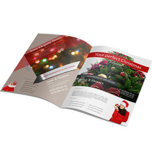 Print the most beautiful Christmas booklets at Helloprint