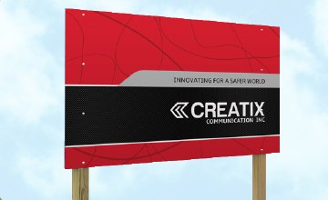 Outdoor signs and panels (Bundle Group)