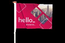 Bandiere personalizzate & pubblicitarie helloprint