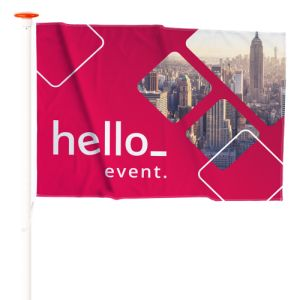 Custom Size Flags personalisation