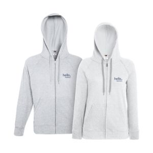 standing Budget Zip Up Hoodies