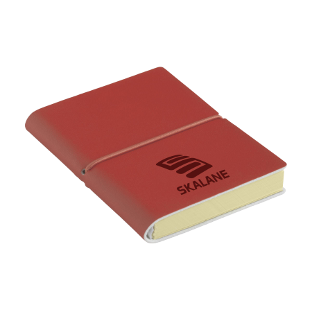 Pocket A7 notebooks are important stationery items. Make them more personal with your design, logo and personal messages